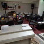Oprema u LOOP Glazbenoj klinici